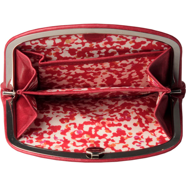 kimono fabric lining, two large compartments