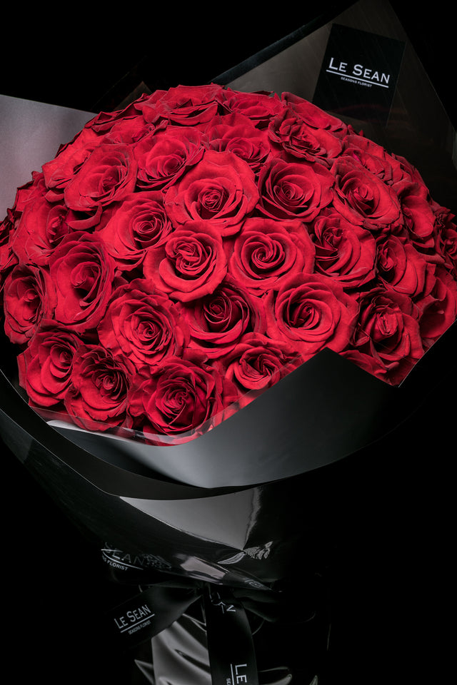 Le' Sean Red Roses Series (Not Available for delivery/pick-up from 8th - 16th Feb 2020)