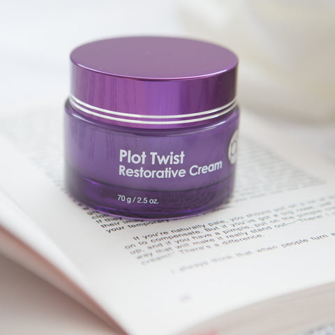 Plot Twist Restorative Cream