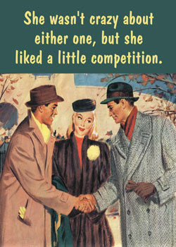 6-GC0120 - She liked a little competition