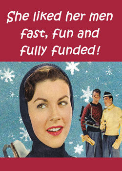 6-GC0143 - Like men fast and funded