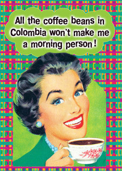 3-MA0210 - All the coffee in Colombia