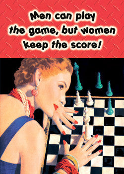 "6-GC0232 - ""Men play the game"""