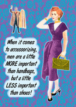 6-GC0663 - When it comes to accessorizing