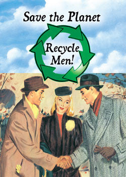 3-MA0732 - Recycle Men