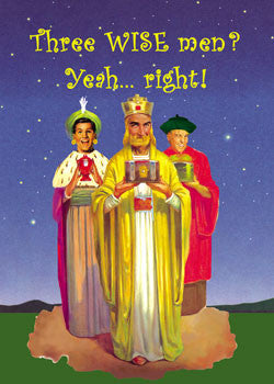 6-GC0502 - Three Wise Men?