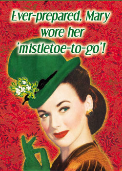 6-GC0503 - Mistletoe to Go