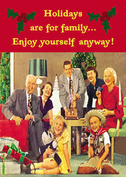 6-GC0508 - Holidays are for family