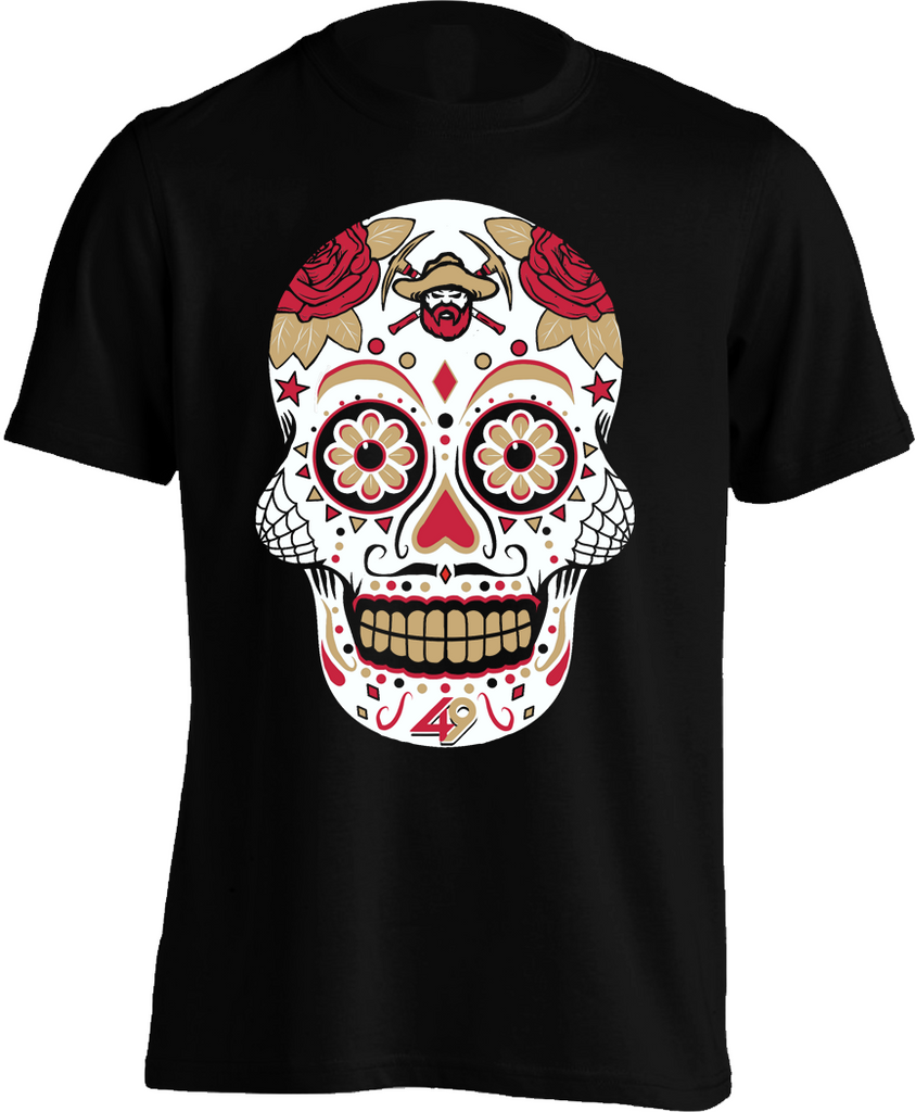 San Francisco Sugar Skull FTB