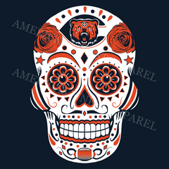 Chicago Sugar Skull FB