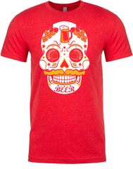 Beer Sugar Skull - Men's