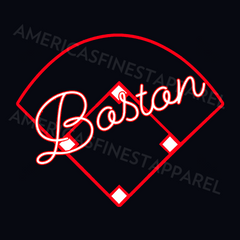 Boston Baseball Diamond