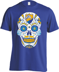 Los Angeles Sugar Skull - Lightning Bolt