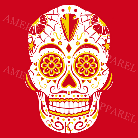 Kansas City Sugar Skull FTB