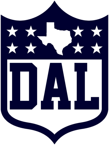 Dallas Football Shield