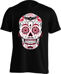 Atlanta Inspired Sugar Skull Shirt