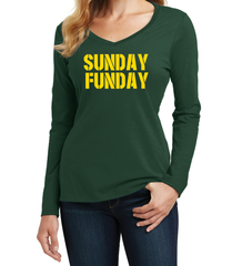 Green Bay Sunday Funday Shirt