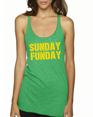 Green Bay Packer Fans Inspired Sunday Funday Shirt