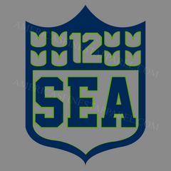 Seattle Football Shield