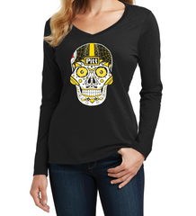 Pittsburgh Sugar Skull