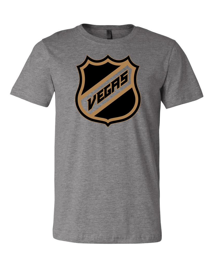 Vegas Hockey Shield Shirt