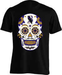 Baltimore Sugar Skull