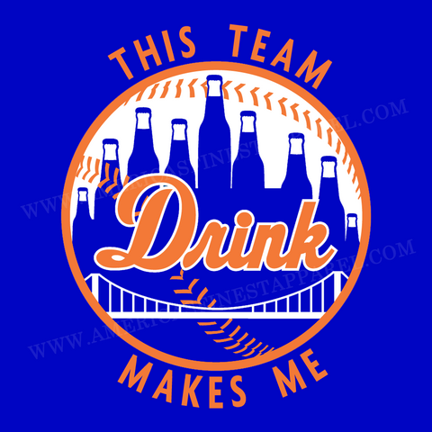 New York This Team Makes Me Drink BB