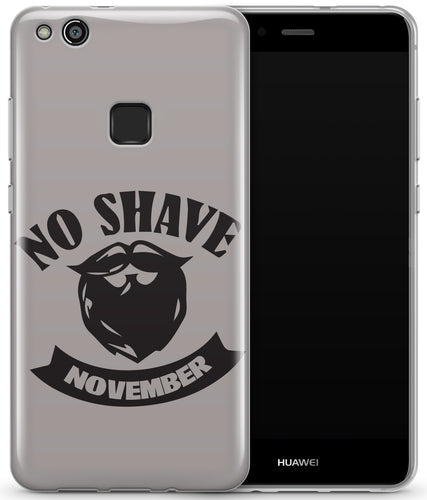No shave November Huawei Tok