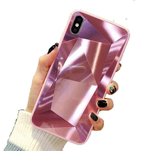 3D Pink Diamon iPhone Tok - TutiTartozék
