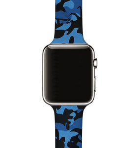 USA Amerikai Mintás Apple Watch Szíj 38mm 42mm - TutiTartozék