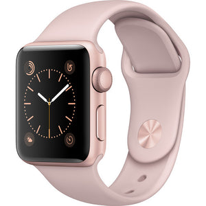 Rugalmas Kék Apple Watch Szíj 38mm 42mm
