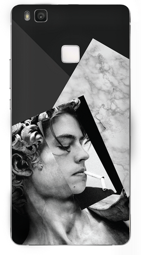 Cole Sprouse ModernArt Huawei Tok