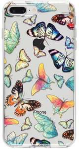 Luxury Butterflies iPhone Tok