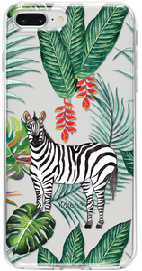 Luxury Zebra iPhone Tok