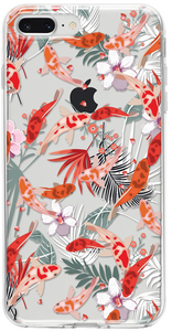 Luxury Goldfish iPhone Tok - TutiTartozék
