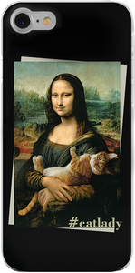 Mona Lisa ModernArt iPhone Tok