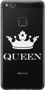 Letisztult King - Queen Páros 2DB Huawei Tok