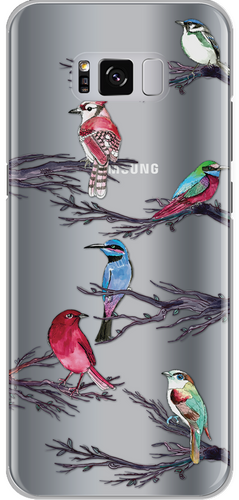 Luxury Birds Samsung Tok