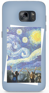 Starry Night ModernArt Samsung Tok