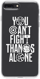 You Can't Fight Avengers iPhone Tok