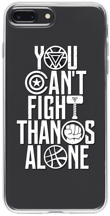 You Can't Fight Avengers iPhone Tok - TutiTartozék