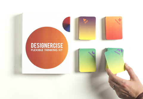 Designercise Flexible Thinking Kit