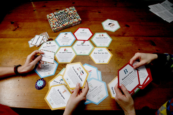 Game Changer Game DIY PRINT & PLAY