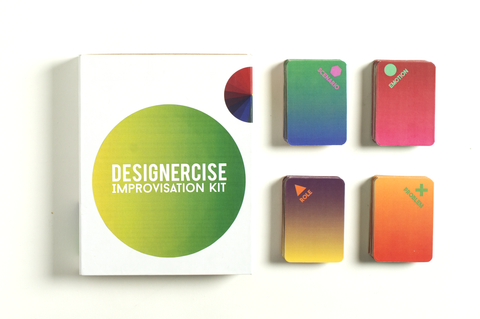 Designercise Improvisation Kit