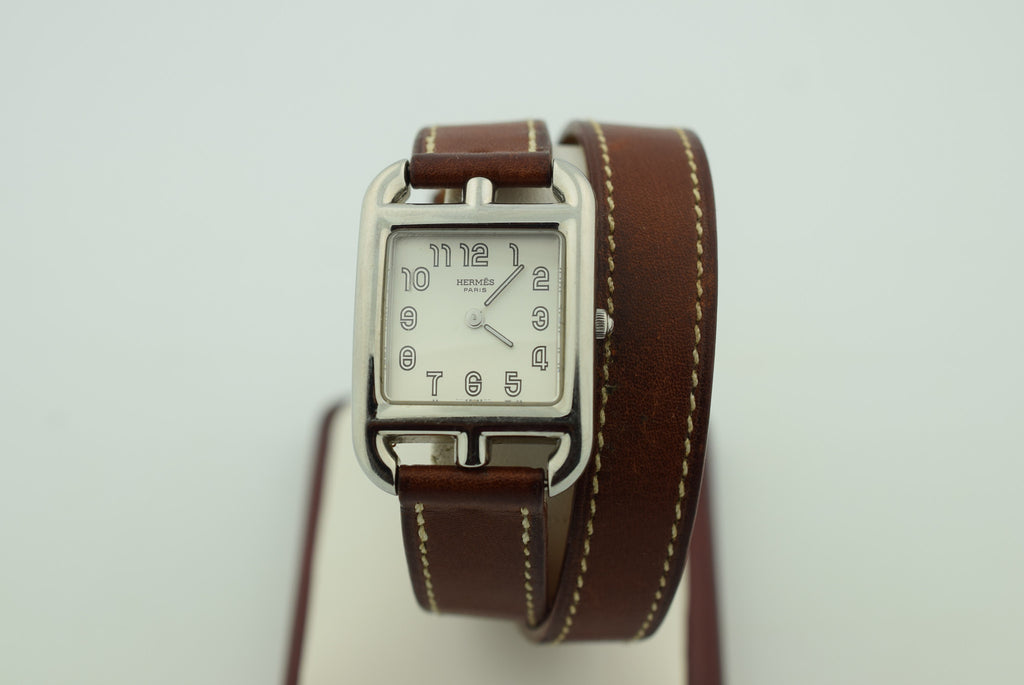 HERMÈS Cape Cod Quartz Small PM Ladies Watch Model #: 020997WW00