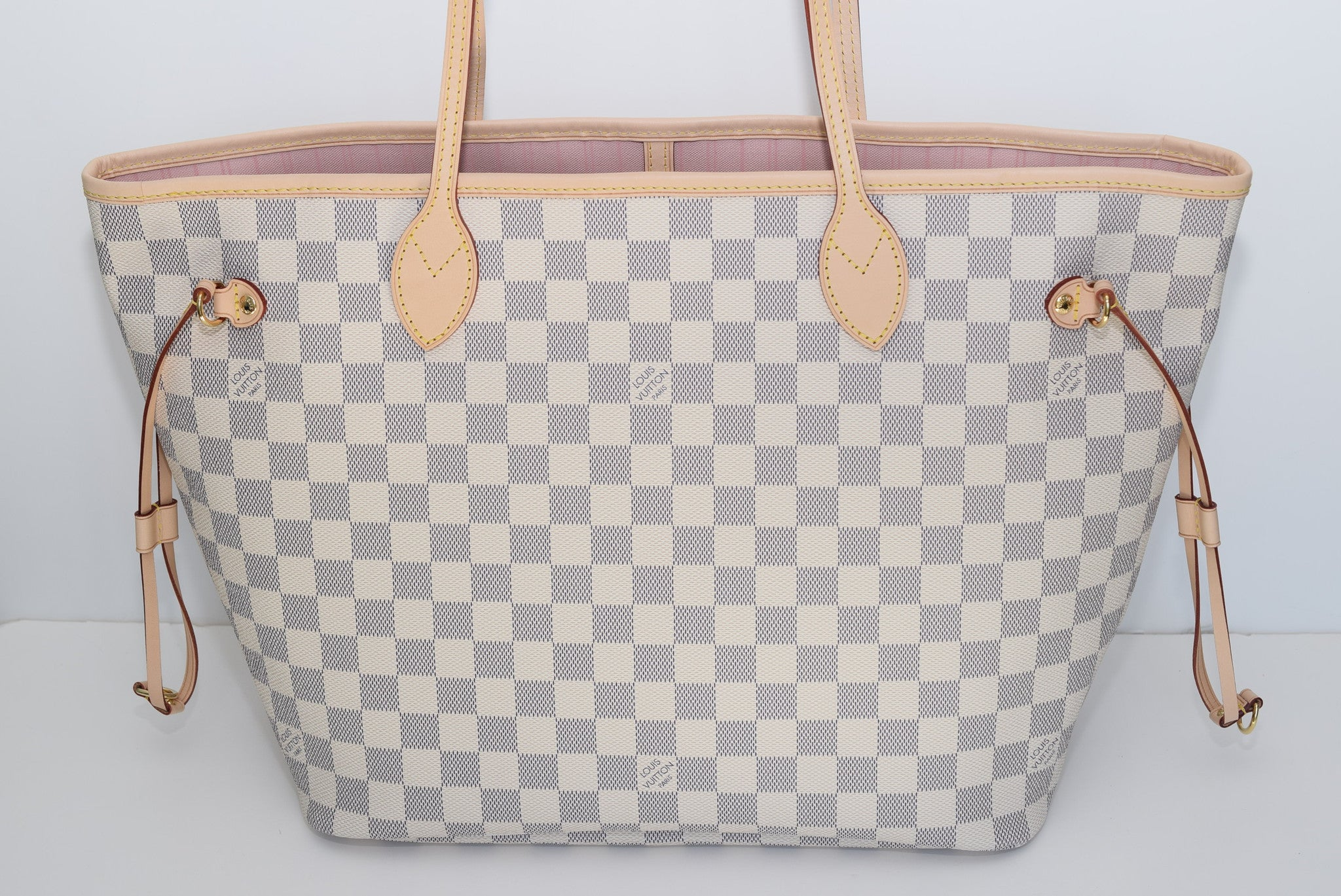 add82975001d LOUIS VUITTON Brand New!!! Neverfull Mm In - Date Code Sr1176 - Made I -  Timeless Gallery