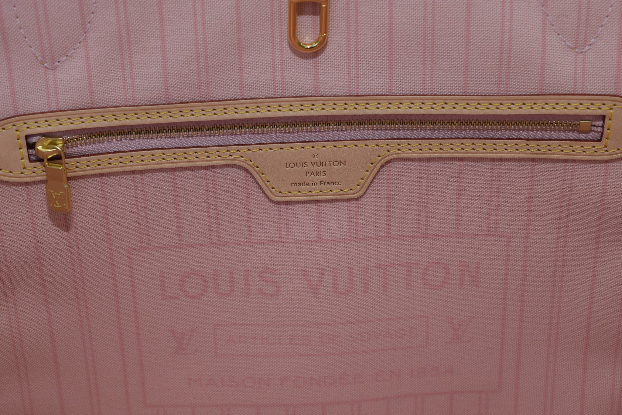 ... LOUIS VUITTON Brand New!!! Neverfull Mm In - Date Code Sr1176 - Made ... 898163fb39a70