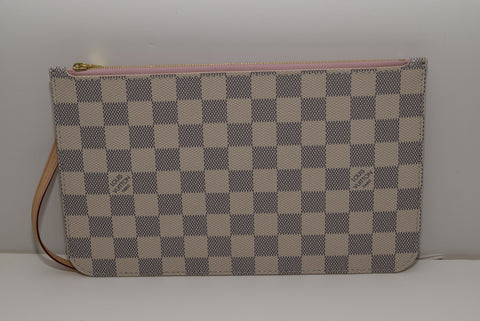 1efb2a5d83aa LOUIS VUITTON Brand New 2016! Neverfull Mm gm Pochette Out Made In France -