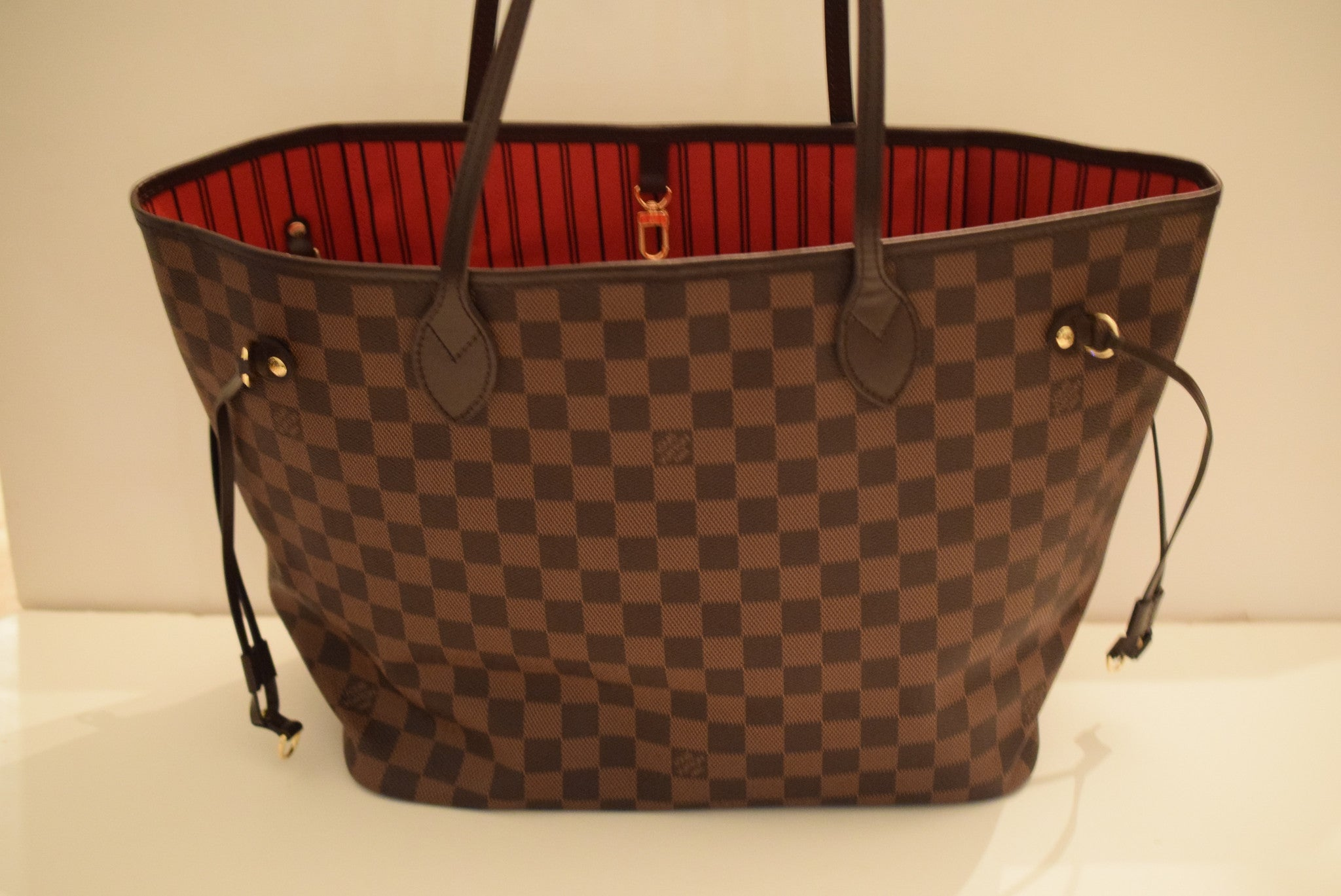 6affaed859 LOUIS VUITTON New Never Worn - Neverfull Mm In - Date Code Ar4185. Mad -  Timeless Gallery
