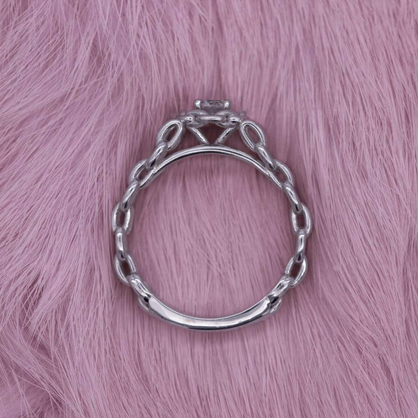 Chain of Strength Split Shank Ring